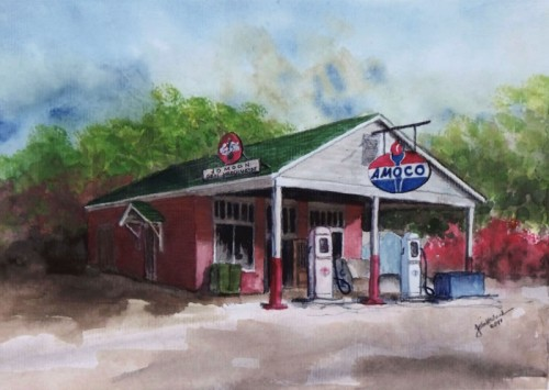 Old Country Store in Mississippi